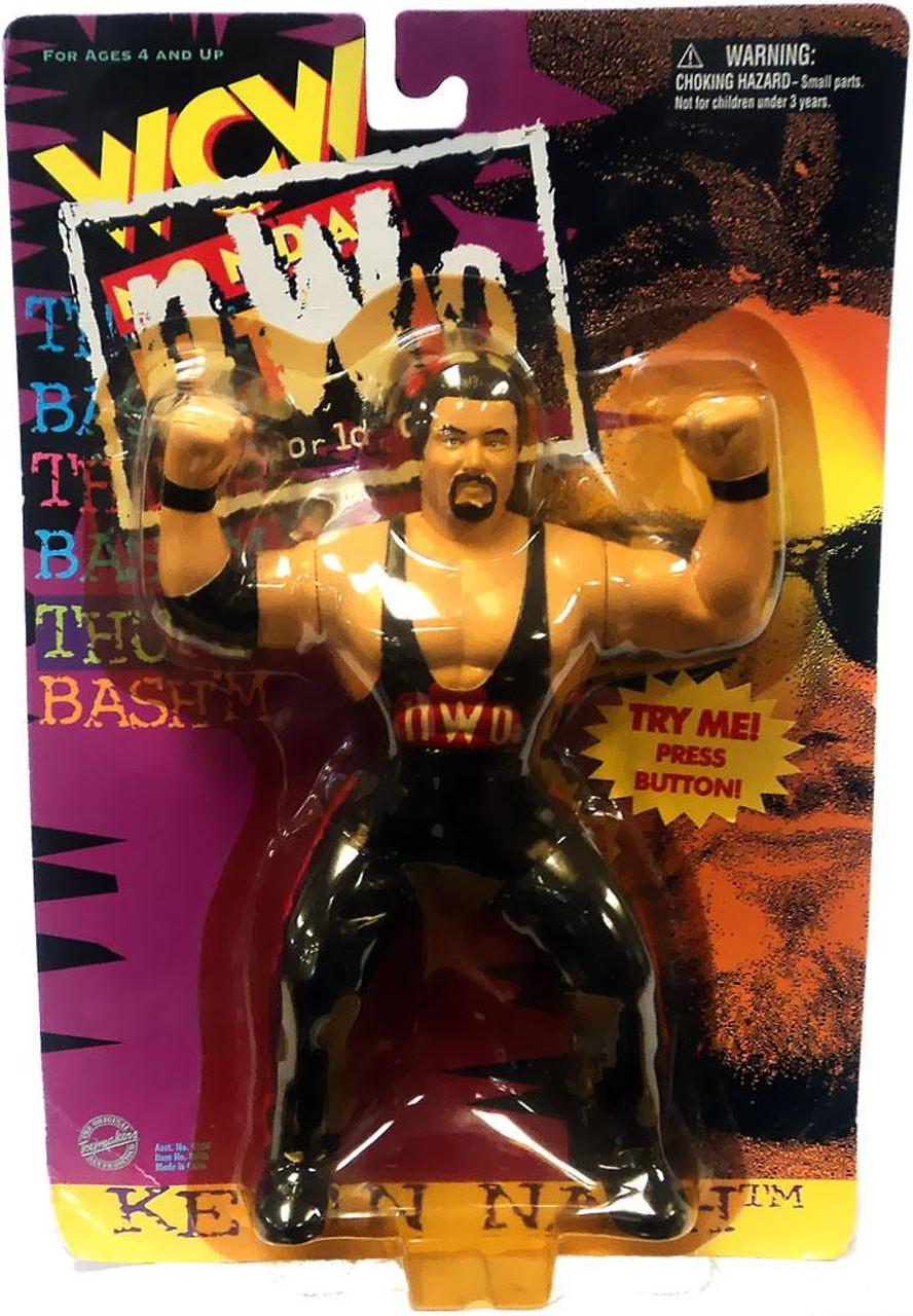 WWE Wrestling WCW Monday Nitro Kevin Nash Action Figure