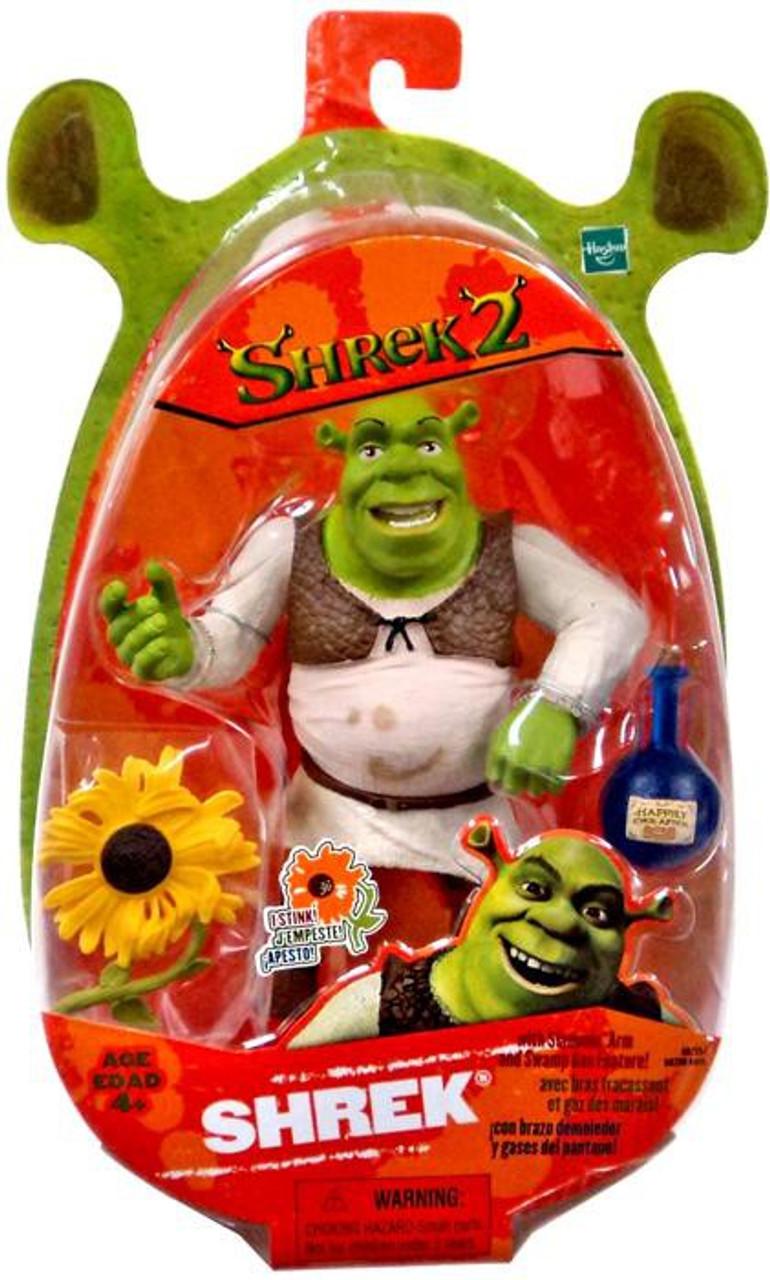 Shrek 2 Shrek Action Figure Hasbro Toys Toywiz
