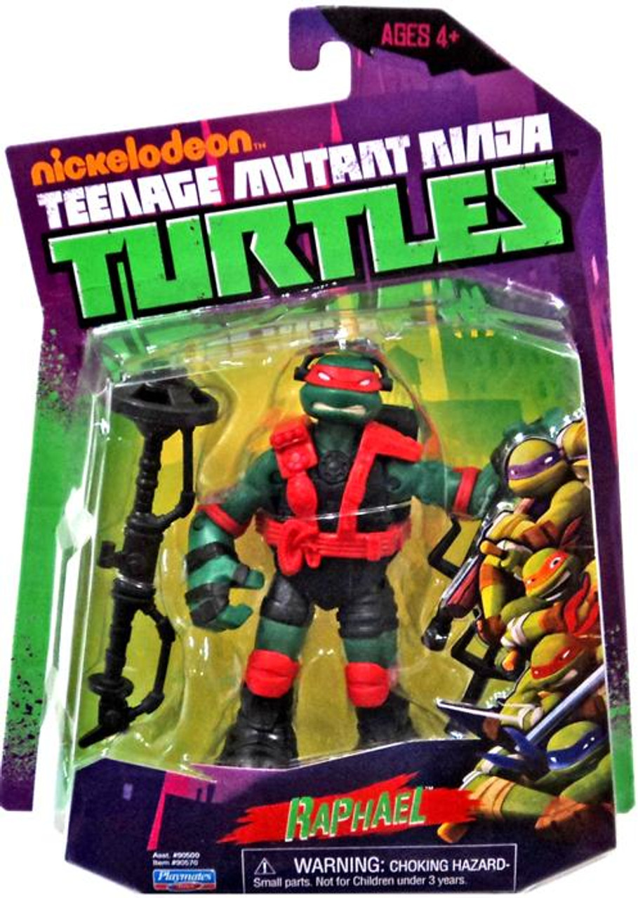 Nickelodeon Playmates Toys Ninja Turtles Raph In Disguise Raphael