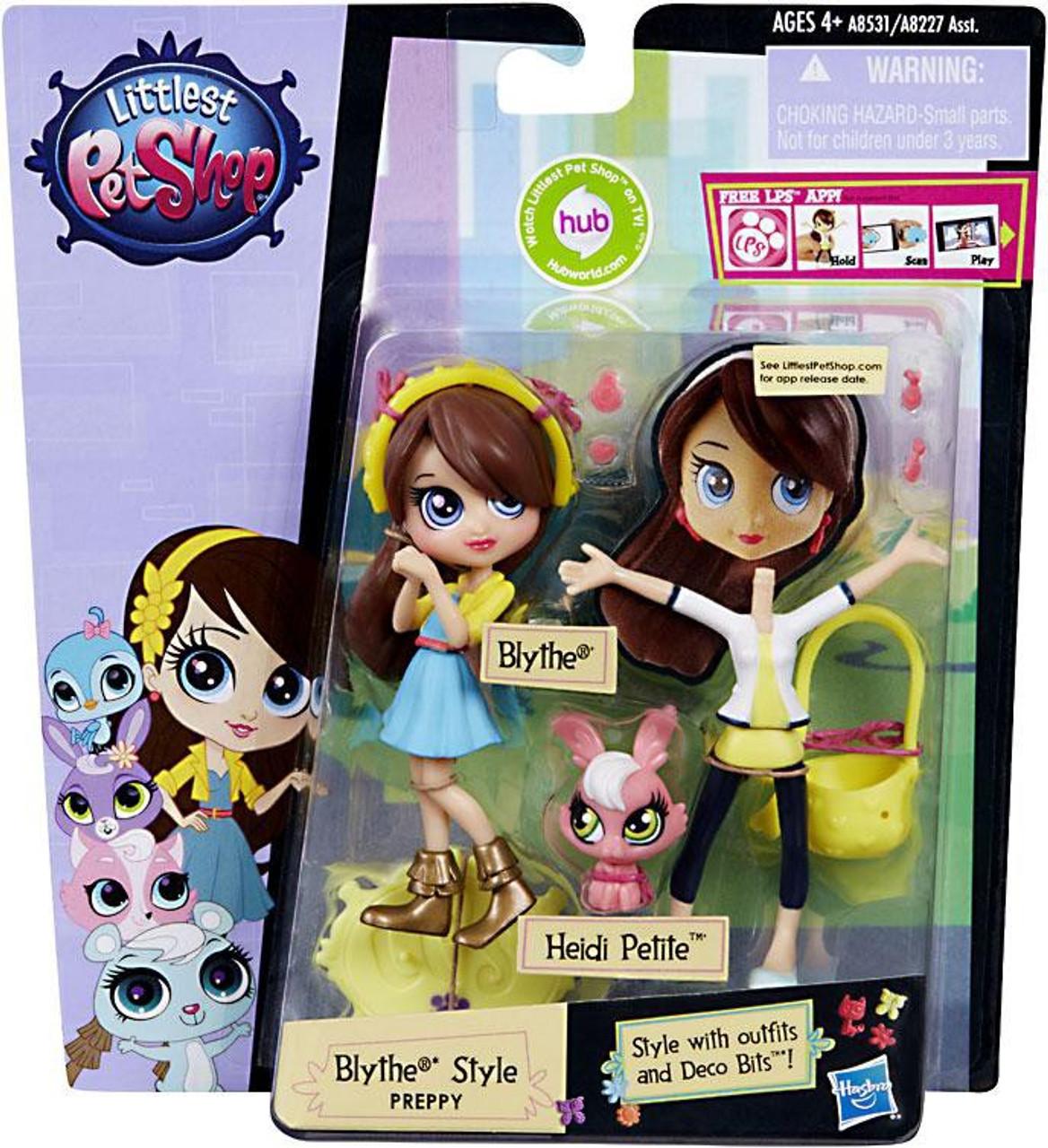 Littlest Pet Shop GET THE PETS OWL-Feathers Underwood 3652