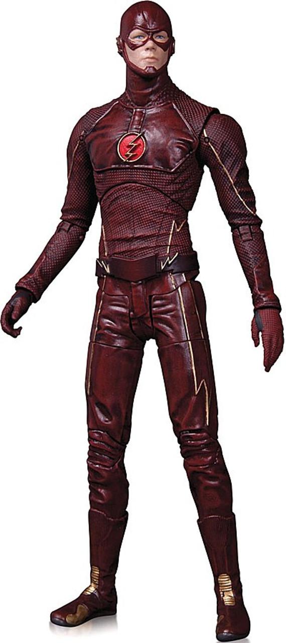 DC Collectibles The Flash Action Figure  CW  Season 3