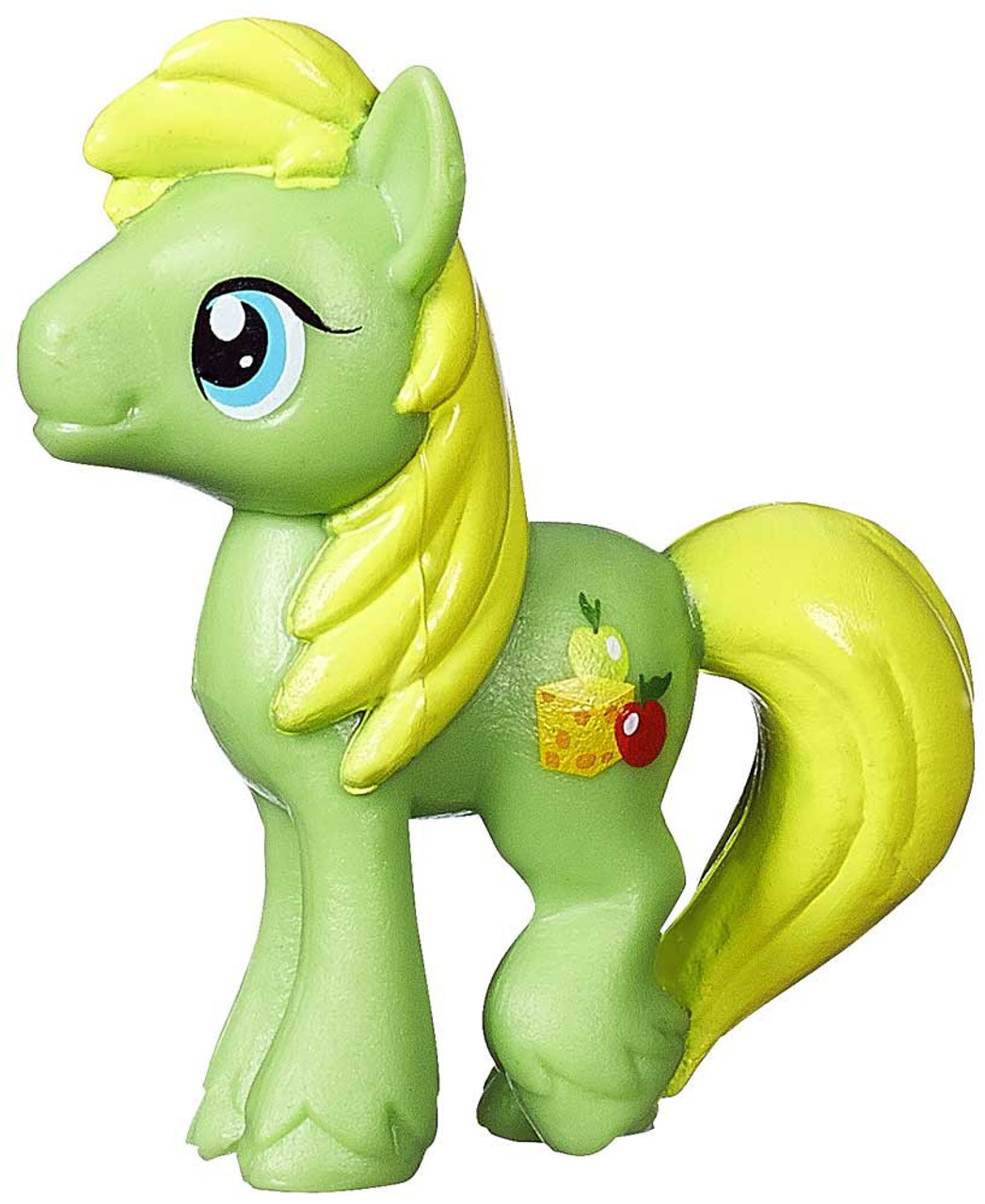 My Little Pony mini Green Breezie blind bag Wave 11 Luckette Open//loose