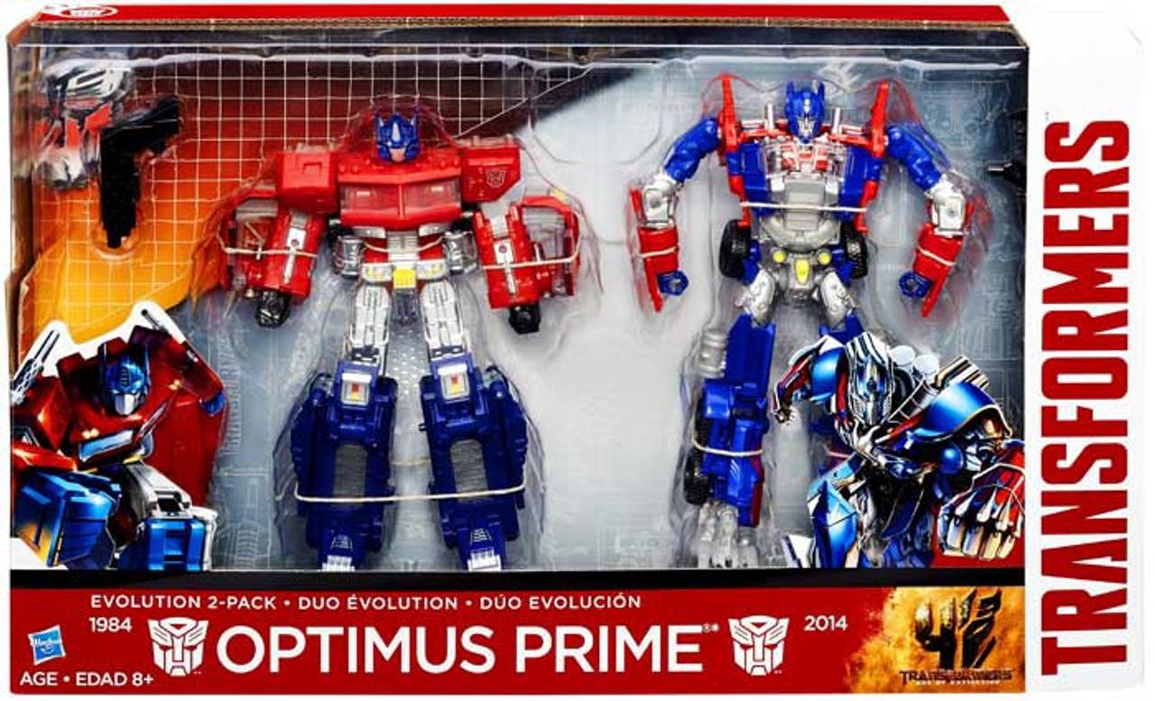 Transformers Evolution 2 Pack Grimlock