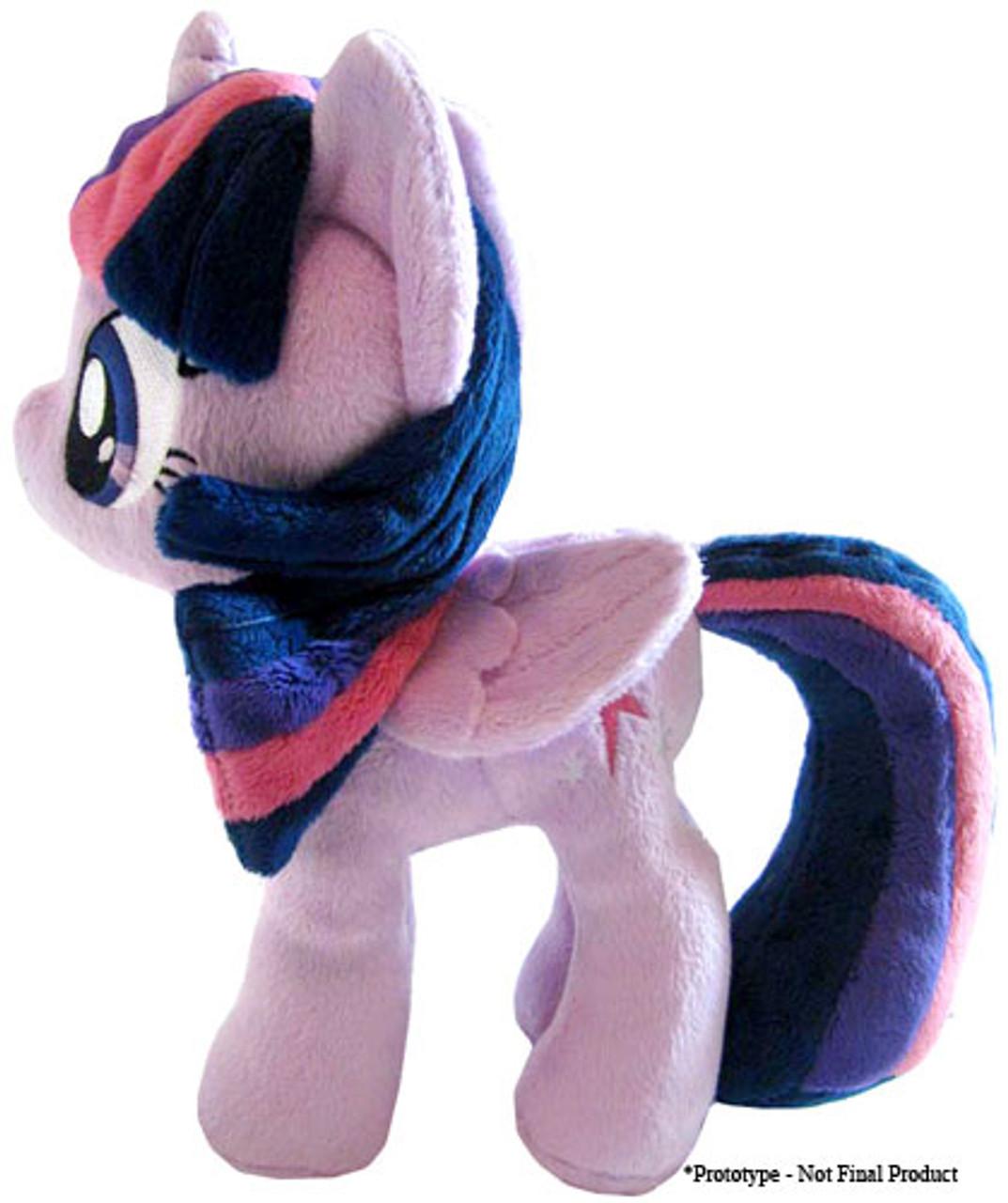 My Little Pony Soft Princess Twilight Sparkle 10-Inch Plush
