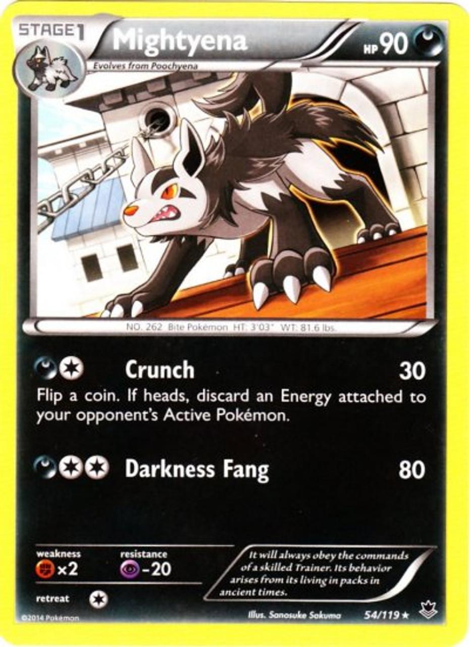 Pokemon XY Phantom Forces Rare Choose from list