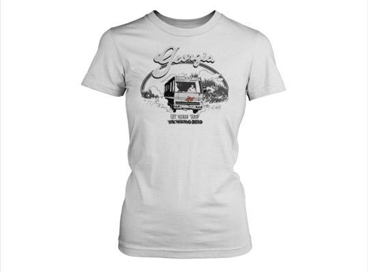 c1965c1e The Walking Dead RV There Yet T-Shirt Womens XL Jinx - ToyWiz
