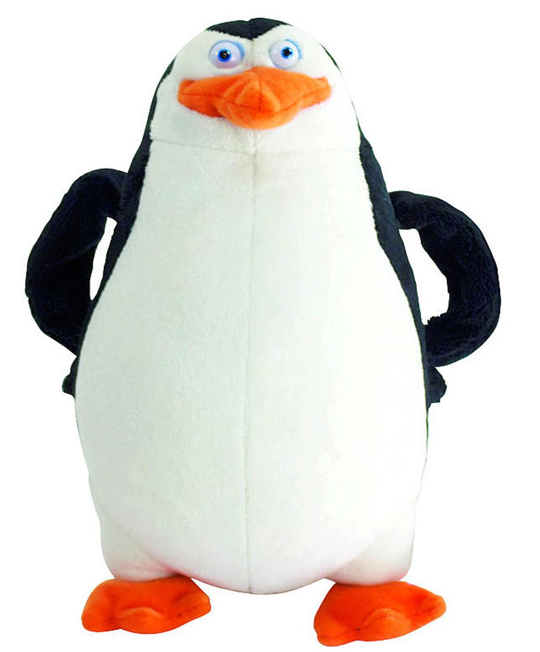 The Penguins of Madagascar Mutant Rico 6 Talking Plush Cartwheel Kids