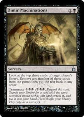 MTG RAVNICA CITY OF GUILDS Empty the Catacombs