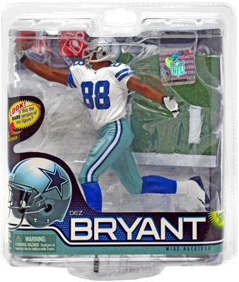 99464c005ea 2011-12-08. McFarlane Toys NFL Dallas Cowboys Sports Picks Series 28 Dez  Bryant Action Figure