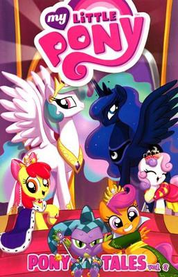 My little pony comic books
