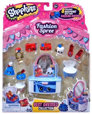 Shopkins Products Toywiz