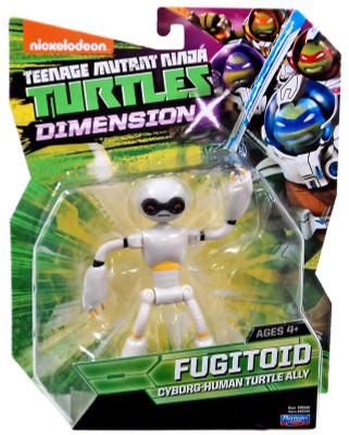 Teenage Mutant Ninja Turtles Fugitoid figurine Teenage Mutant Ninja Turtles Jouet 2015 dimension X