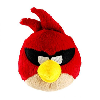 Eraseez Collectible Puzzle Eraser 3Pack Angry Birds 2 Red 1 Black MZB Imagination