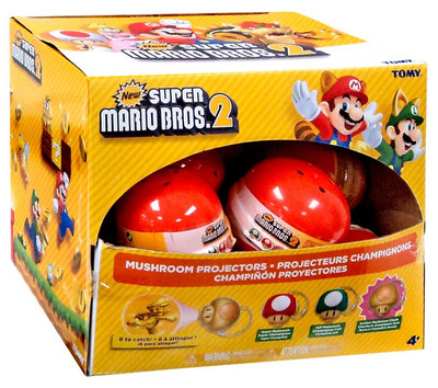 Super Mario Brothers Collectible Keychains - ToyWiz