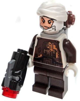 Lego Star Wars Black Belt Imperial Officer Minifig Mini Figure