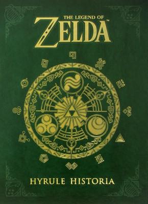 b25cad23b393b 2017-10-06. The Legend of Zelda Hyrule Historia Hardcover Book