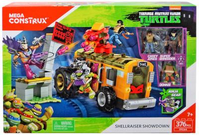 Teenage Mutant Ninja Turtles Mega CONSTRUX Half Shell Heroes Leo Jet Pack Set