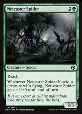 Somberwald Spider MTG INNISTRAD