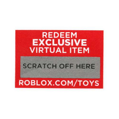ROBLOX VIRTUAL CODES On Sale at ToyWiz com