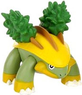 Pokemon Jakks Pacific Basic Figure Grotle Loose Toywiz