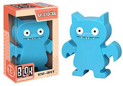 Funko POP Uglydoll DC Comics Ice-Bat as Batman 5-Inch Vinyl Toy Figure