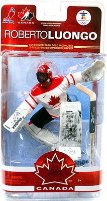 2010-11-23. McFarlane Toys NHL Vancouver Canucks Sports Picks Team Canada  Series 2 Roberto Luongo Action Figure ... 505c05a4c