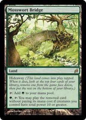 Wanderer/'s Twig MtG Magic the Gathering Lorwyn Common
