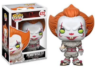 a3750f5ee9d 2018-04-26. IT Movie (2017) Funko POP! Movies Pennywise (with ...