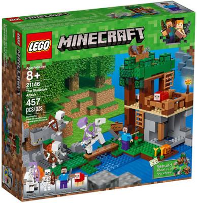 Lego Minecraft Sets Minifigures On Sale At Toywizcom