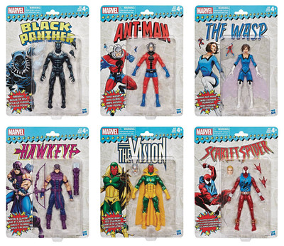MARVEL LEGENDS VINTAGE SERIES TOYS & ACTION FIGURES on Sale at ToyWiz
