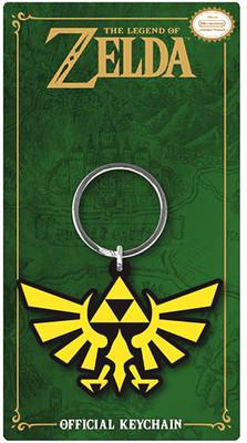 af86ed3c231a8 The Legend of Zelda Crest of Hyrule Keychain (Pre-Order ships June)