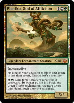 Keranos God of Storms Journey into Nyx Mythic Rare EN NM MTG