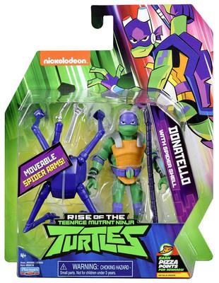 Ninja Gear Rise of the Teenage Mutant Ninja Turtles Donatello Máscara y arma