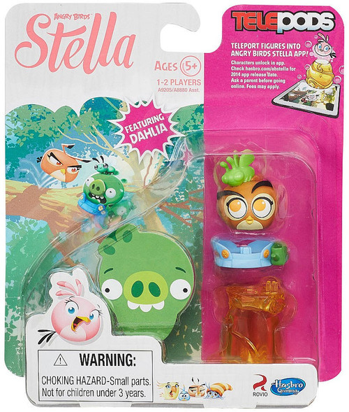 Angry Birds Stella Telepods Dahlia Figure Pack