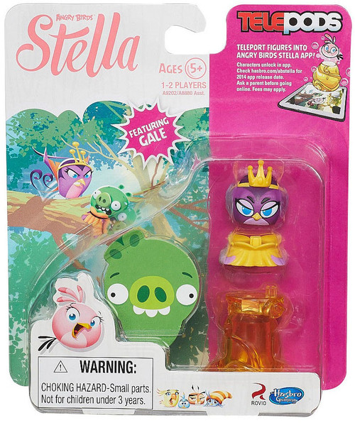 Angry Birds Stella Telepods Gale Figure Pack