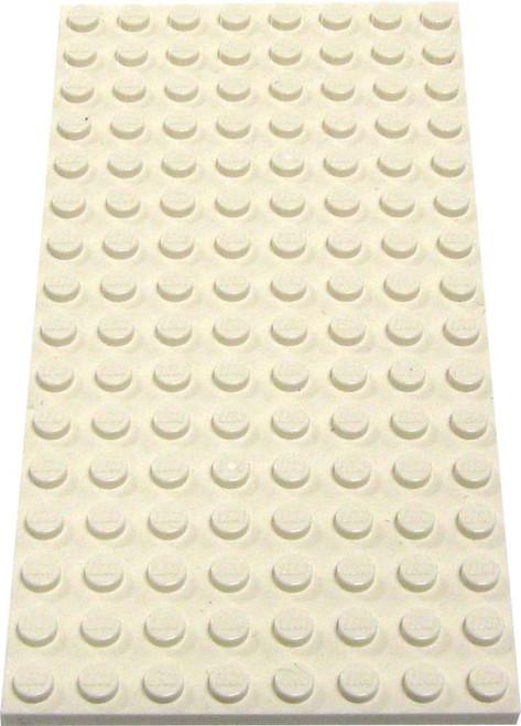 LEGO Minecraft 8x16 White Plate Terrain [Loose]