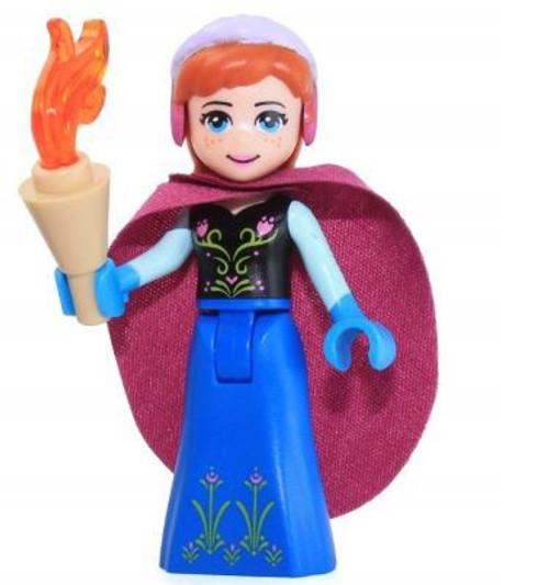 LEGO Disney Frozen Anna Minifigure [Loose]