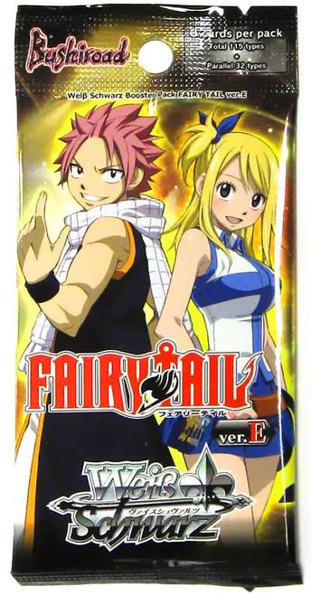 Weiss Schwarz Fairy Tail Ver.E Booster Pack
