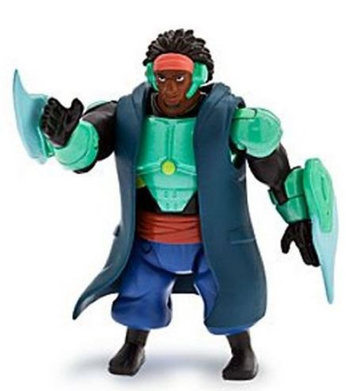 Big Hero 6 Wasabi Action Figure
