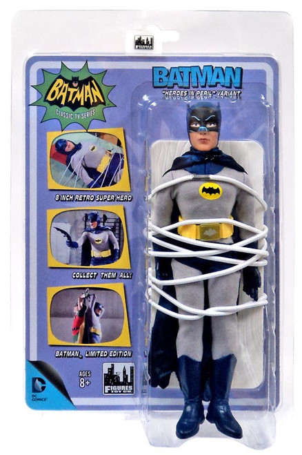 1966 TV Series Classic TV Heroes in Peril Batman Action Figure [Hero in Peril]