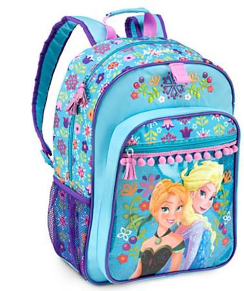 Disney Frozen Anna and Elsa Backpack