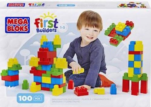 Mega Bloks First Builders Set