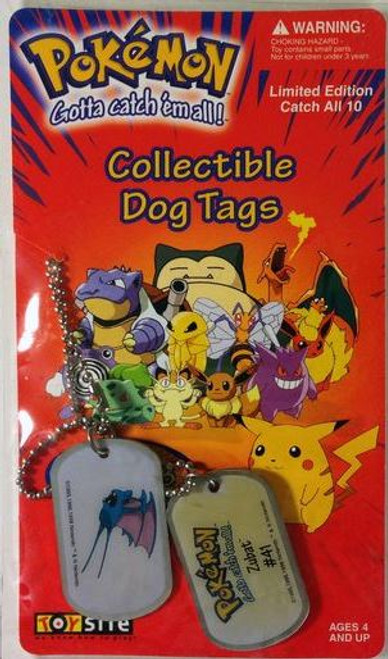Pokemon Collectible Dog Tags [Edition 3]