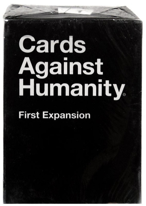 Cards Against Humanity First Expansion