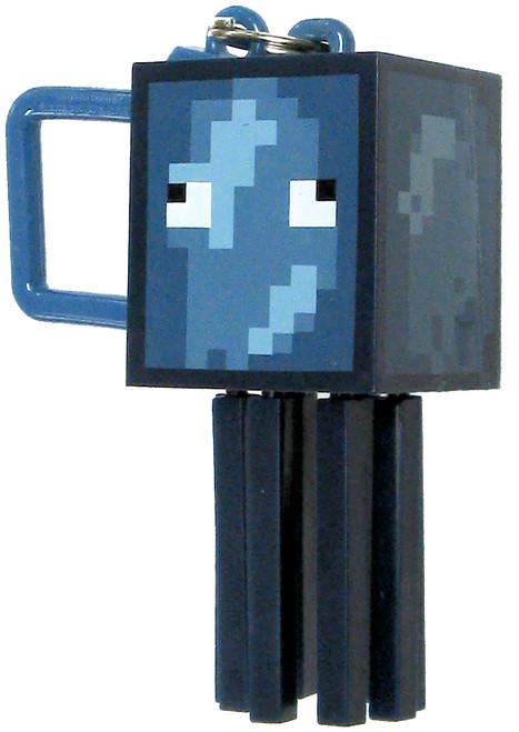 Minecraft Hangers Series 2 Squid 3-Inch Keychain [Loose]