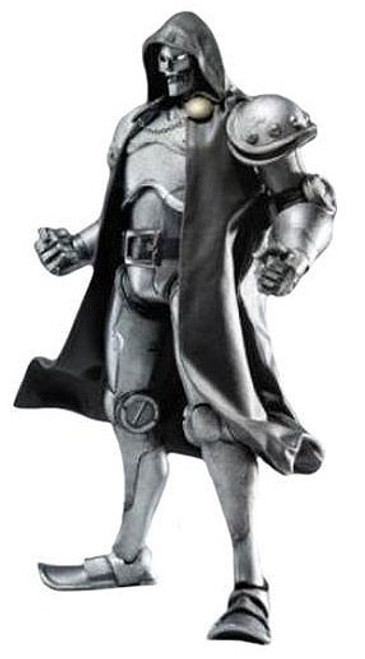 Marvel Doctor Doom Collectible Figure [Classic]