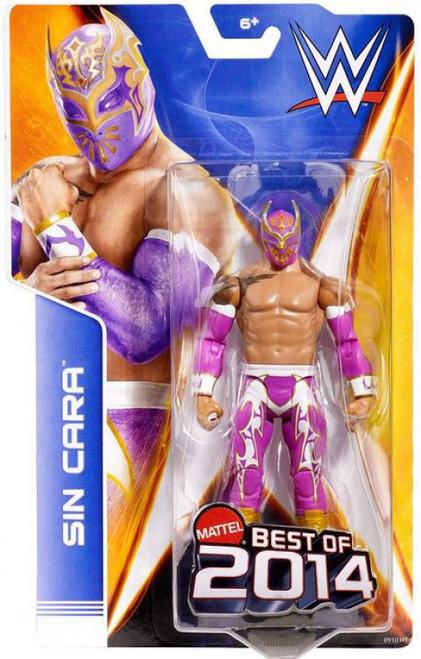 WWE Wrestling Best of 2014 Sin Cara Action Figure