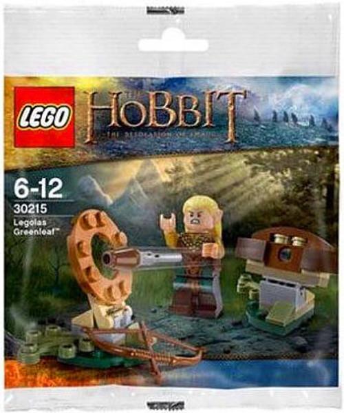 The Hobbit Legolas Greenleaf Mini Set #30215 [Bagged]