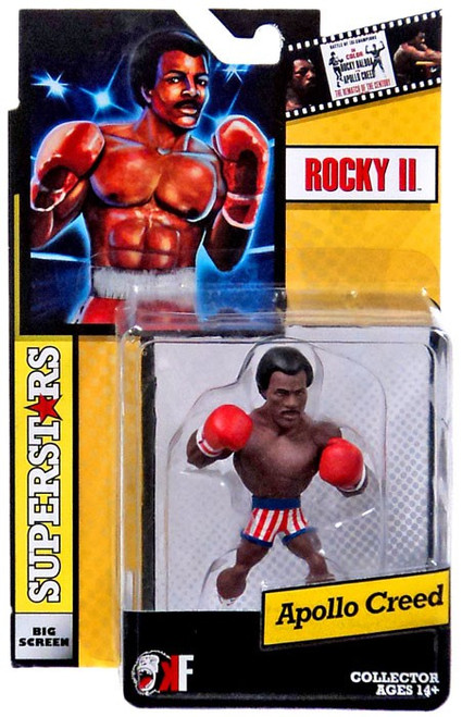 Rocky II Big Screen Superstars Apollo Creed Mini Figure [USA Trunks]