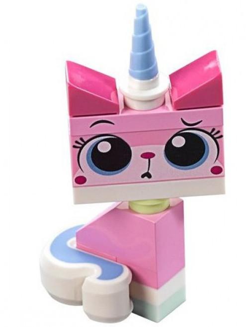 The LEGO Movie Unikitty Minifigure [Sitting]